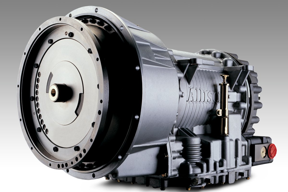 3000 Series Allison transmission