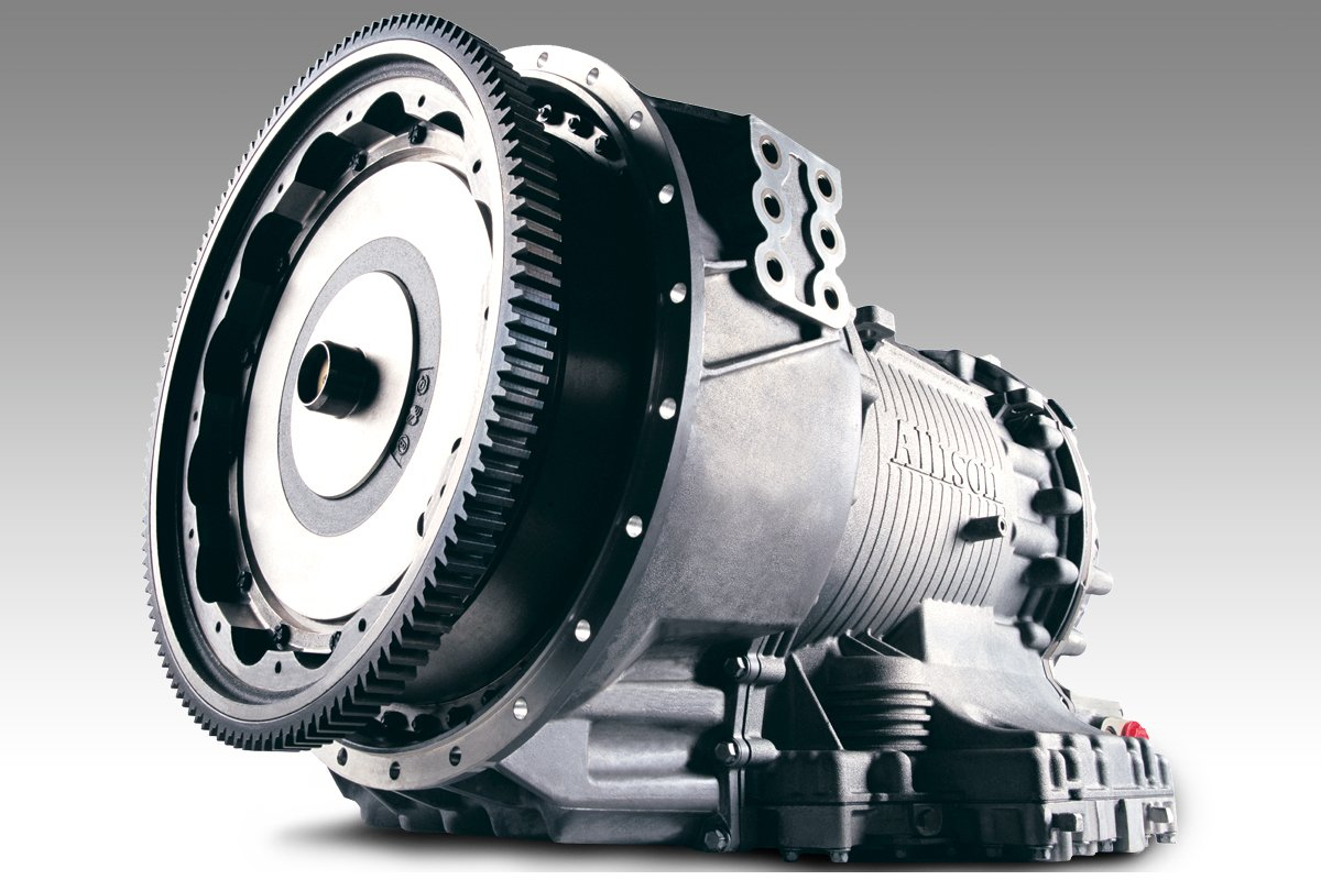 4000 Series Allison transmission