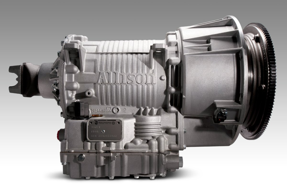 Torqmatic Allison transmission