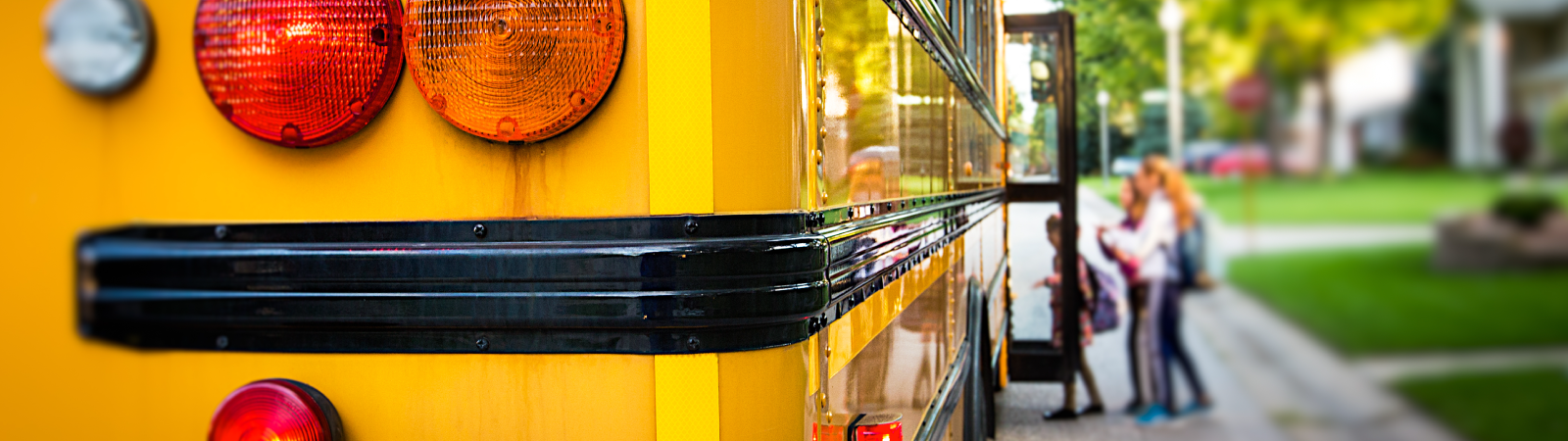 School Bus - Header Image