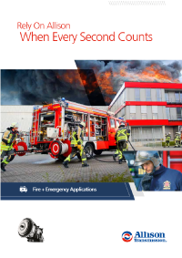 Fire + Emergency Brochure - UK