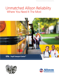 School Bus Brochure
