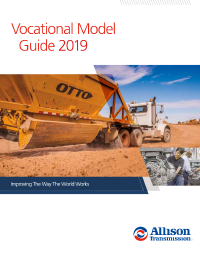 Vocational Model Guide 2019