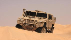 UROVESA to supply Spanish Armed Forces with 663 VAMTACs fitted with Allison automatic transmissions