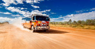 Allison Transmission, the Ideal Choice for Able's Off-road Buses