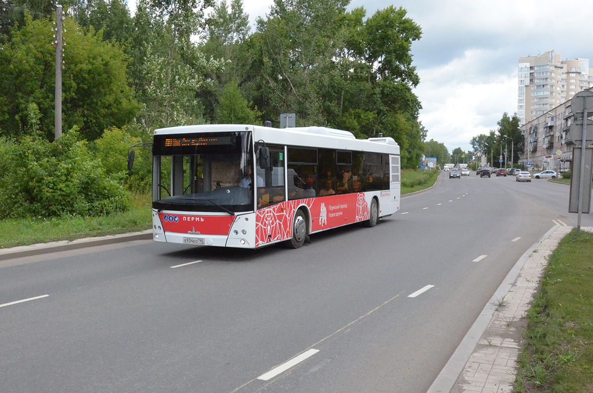 A Major Transportation Company in Perm Purchased Buses Equipped with Allison Automatics to Run on Busy City Routes