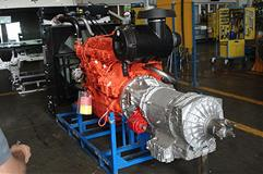 Allison Transmission to equip new Scania Power Pack for oil and gas