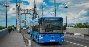 Buses with Allison Automatics Cut Fuel Costs for Transport Operator in Tver